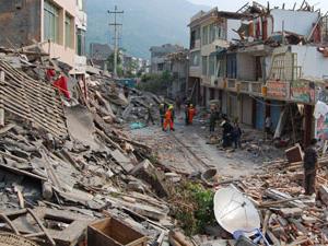 2008年度重大事件年鉴——512汶川大地震