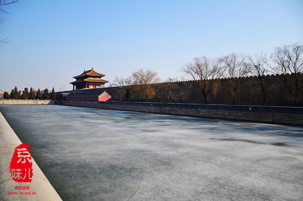 北京中轴线100