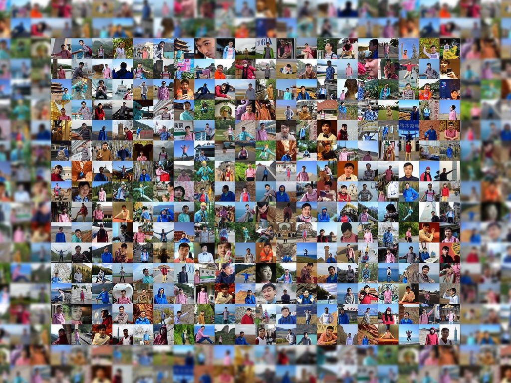 2016年的1000个瞬间