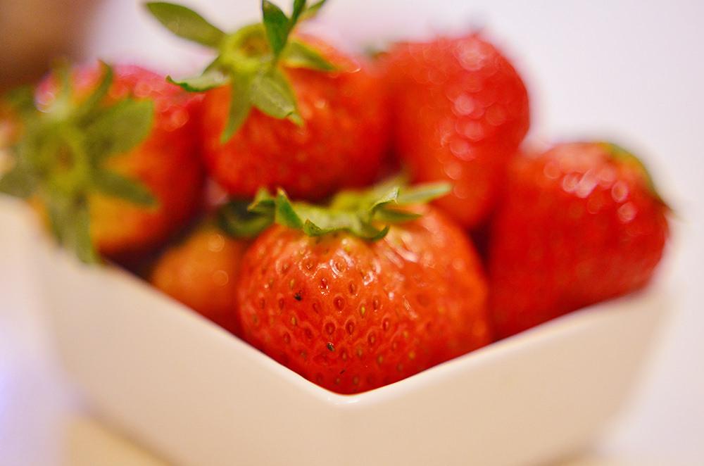 十佳摄影作品——草莓圣诞